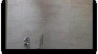 Prysznic robiony